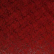 071 натуральный велюр красный