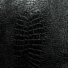 085 чёрный наплак крокодил